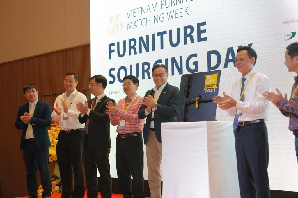 Hàng trăm doanh nghiệp tham gia sự kiện giao thương quốc tế Furniture  Sourcing Day