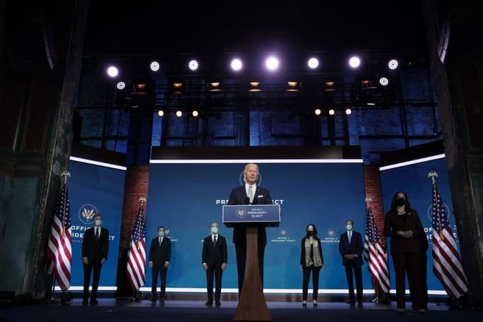Ông Biden cam kết đưa 'nước Mỹ trở lại', khôi phục quan hệ với đồng minh