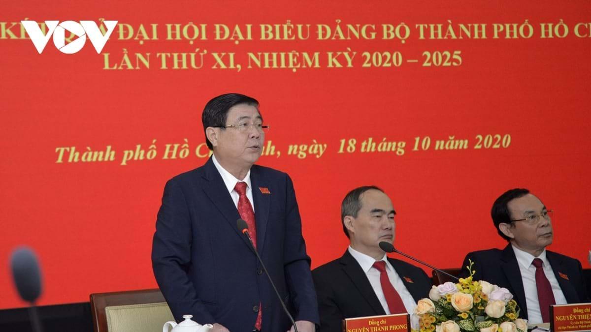 TP.HCM: Cam kết sẽ giải quyết dứt điểm vấn đề Thủ Thiêm